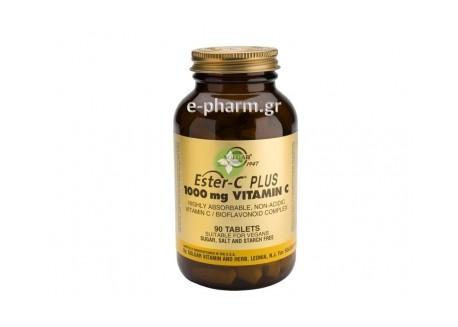 Solgar ESTER-C 1000 mg tabs 90s
