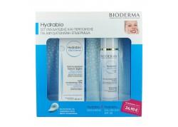 Bioderma Hydrabio Gel Creme 40ml & Hydrabio Eau de Soin SPF30 50