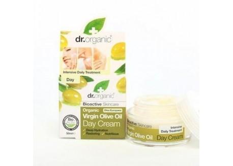 dr.organic Day Cream με Λάδι Ελιάς 50 ml