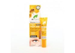 dr.organic Eye Serum με βασιλικό πολτό 15 ml