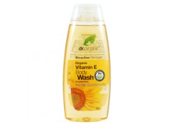 dr.organic Body Wash με Βιταμίνη Ε 250 ml