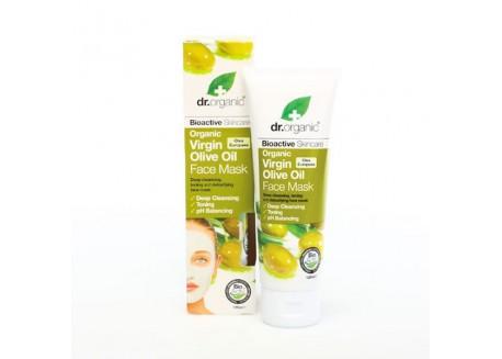 dr.organic Face Mask με Λάδι Ελιάς 125 ml