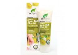 dr.organic Foot & Heel Cream με Λάδι Ελιάς 125 ml