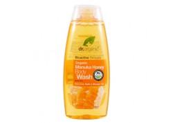 dr.organic Body Wash με μέλι μανούκα 250 ml