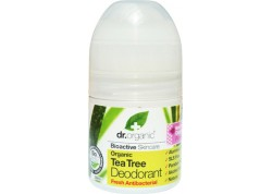 dr.organic Deodorant με Τεϊόδεντρο 50 ml