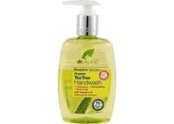 dr.organic Hand Wash με Τεϊόδεντρο 250 ml