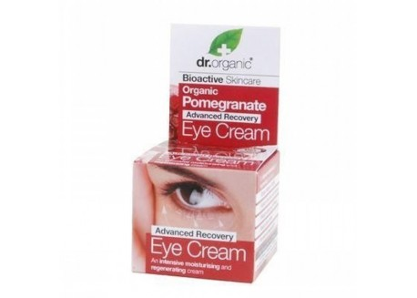 dr.organic Eye Cream με Ρόδι 15 ml