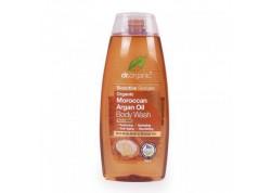 dr.organic Body Wash με βιολογικό έλαιο αργκάν 250 ml