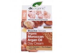 dr.organic Day Cream με βιολογικό έλαιο αργκάν 50 ml