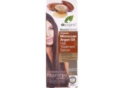 dr.organic Hair Treatment Serum με βιολογικό έλαιο αργκάν 100 ml