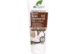 dr.organic Skin Lotion με βιολογικό έλαιο καρύδας 200 ml