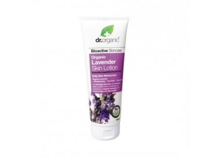 dr.organic Skin Lotion με Βιολογική λεβάντα 200 ml