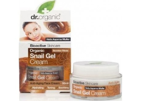 dr.organic Snail Gel 50 ml