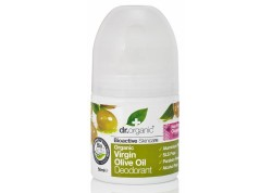 Dr.organic deodorant με βιολογικό λάδι ελιάς 50 ml
