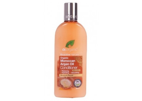 Dr.organic Conditioner με Βιολογικό έλαιο αργκαν 265 ml