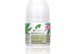 Dr.Organic Deodorant με βιολογικό κανναβέλαιο 50 ml