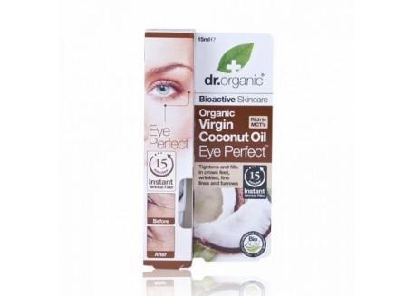 Dr.Organic Eye Perfect Wrinkle Filler με βιολογικό έλαιο καρύδας