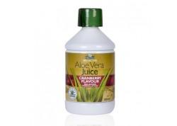 Optima Aloe Vera Juice Cranberry 500 ml