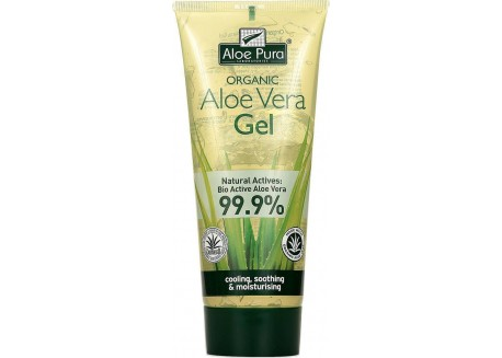 Optima Aloe Vera Gel 99.9% 200 ml