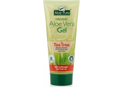 Optima Aloe Vera Gel Tea Tree 200 ml