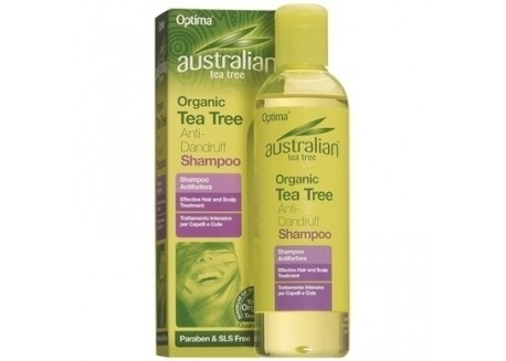 Optima Tea Tree Anti Dandruff Shampoo 250 ml