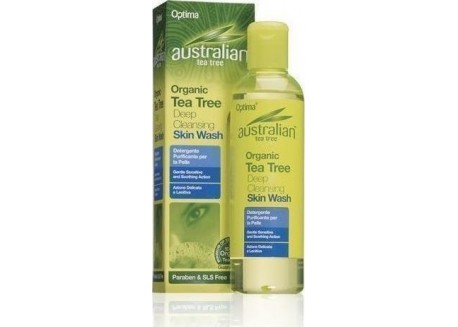 Optima Tea Tree Deep Cleansing Skin Wash 250 ml