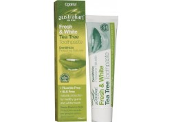 Optima Tea Tree Fresh & White Toothpaste 100 ml