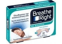 Breathe Right με μινθόλη
