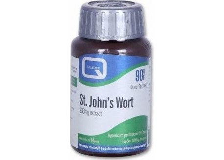 Quest St John's Wort 333 mg Extract 90 tabs