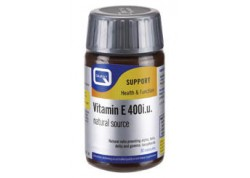Quest Vitamin E 400 iu 30caps