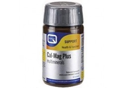 Quest Cal-Mag Plus multiminerals 60 tabs