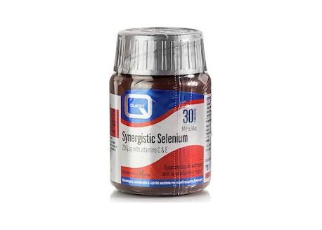 Quest Synergistic Selenium 200 μg 30's
