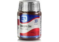 Quest Synergistic Zinc 15 mg with copper 30's