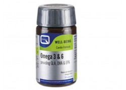 Quest Omega 3 & 6  30's