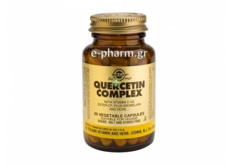 Solgar Quercetin Complex veg.caps  50s