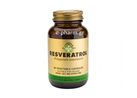 Solgar Resveratrol 100 mg veg.caps 60s