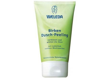 WELEDA Peeling σημύδας κατά της κυτταρίτιδας για το ντούς 150ml