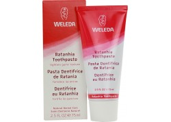 WELEDA Οδοντόκρεμα ρατάνια 75ml