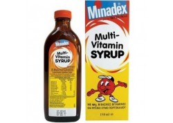SEVEN SEAS MINADEX Multivitamin 100 ml