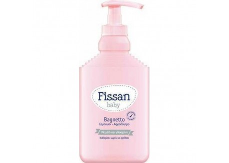 Fissan Bagnetto Yποαλλεργικό 500 ml