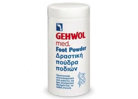 GEHWOL Αντιμυκητιασική πούδρα ποδιών 100gr
