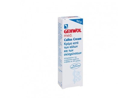 GEHWOL Callus Cream 75ml
