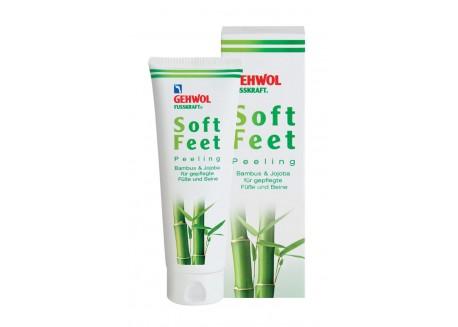 Gehwol Fusskraft Soft Feet Scrub 125 ml