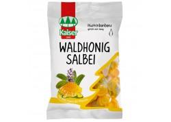 Kaiser Καραμέλες Waldhonig Salbei με μέλι, φασκόμηλο & βιταμίνη