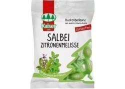 Kaiser Καραμέλες Salbei Zitronenmelisse με φασκόμηλο & μελισσόχο
