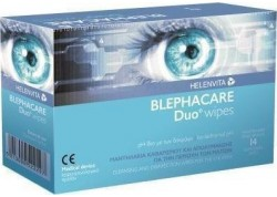 Blephacare Duo Μαντηλάκια μιας Χρήσης 14 τεμάχια