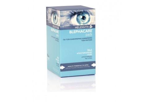 BlephaCare Pads  30 x 2 Αποστειρωμένες Γάζες