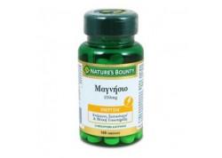 NATURE'S BOUNTY Μαγνήσιο 250 mg 100 tabs
