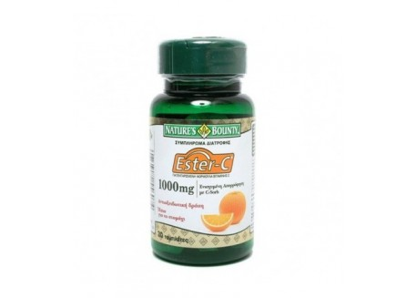 Nature's Bounty Ester C 1000 mg 30 tabs