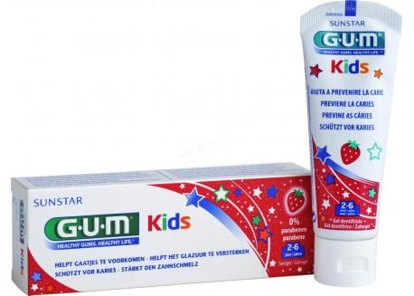 Gum 3000 Kid 2-6 Toothpaste 50 ml